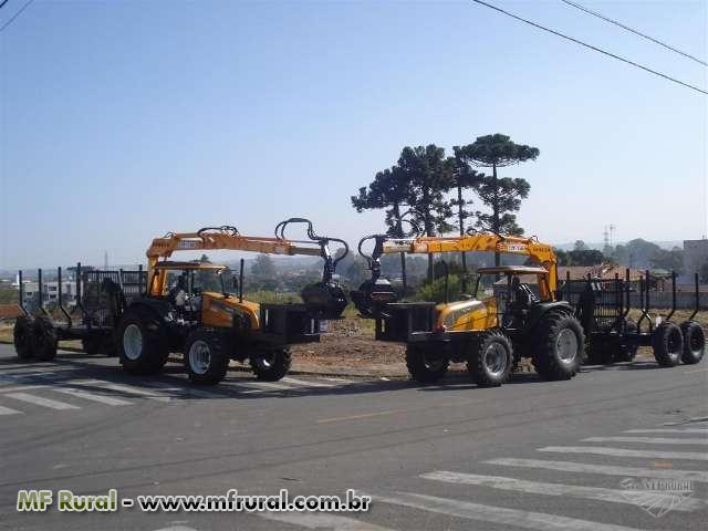 Carregador Florestal HEGEZA