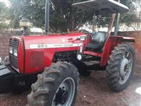 Trator Massey Ferguson 283 Advanced 4x4 ano 03