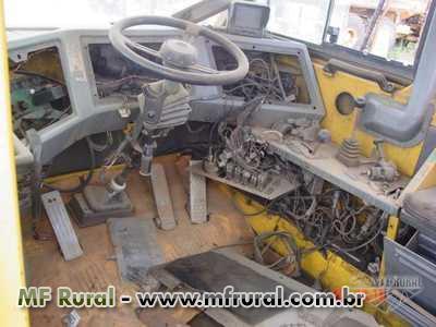 Caminhão Articulado Volvo Fora de Estrada A35C - A35D - Peças e Componentes